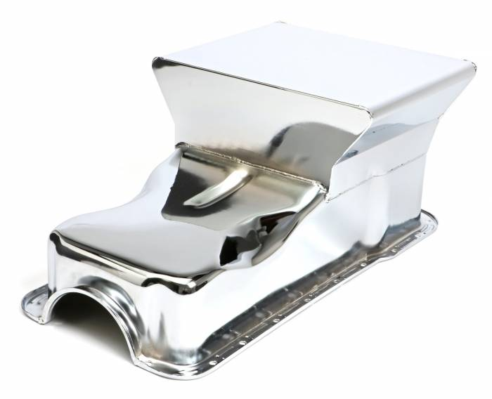 Trans-Dapt Performance Products - Trans-Dapt Performance Products Street/Strip Oil Pan 7416
