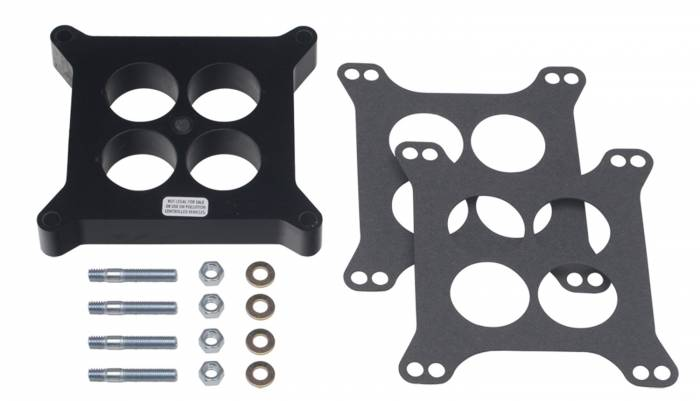 Trans-Dapt Performance Products - Trans-Dapt Performance Products Swirl-Torque Plastic Phenolic Carb Spacer 2531