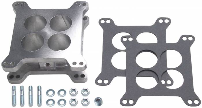 Trans-Dapt Performance Products - Trans-Dapt Performance Products Swirl-Torque Aluminum Carb Spacer 2548