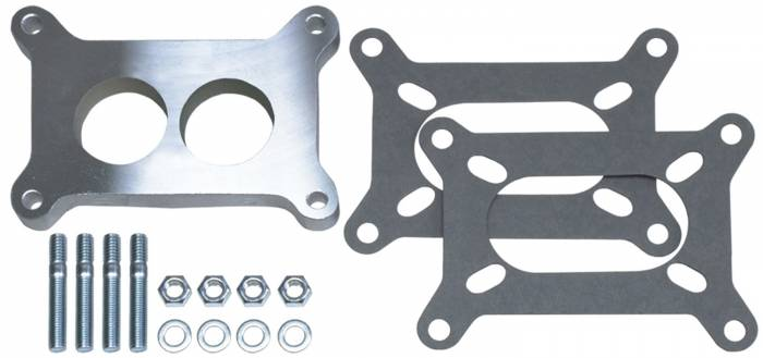 Trans-Dapt Performance Products - Trans-Dapt Performance Products Holley 2 Barrel Carb Spacer 2136