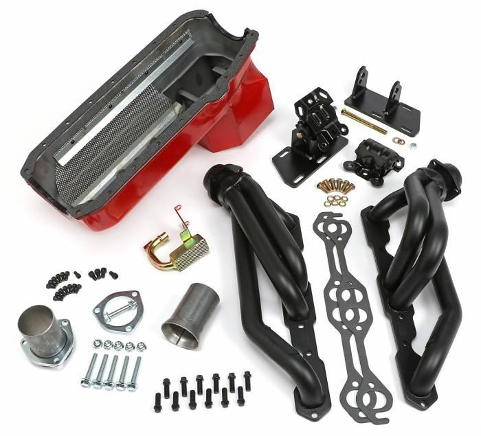 Trans-Dapt Performance Products - Trans-Dapt Performance Products S10/V8 Swap Kit 99068