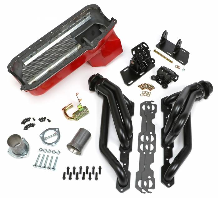 Trans-Dapt Performance Products - Trans-Dapt Performance Products S10/V8 Swap Kit 99062