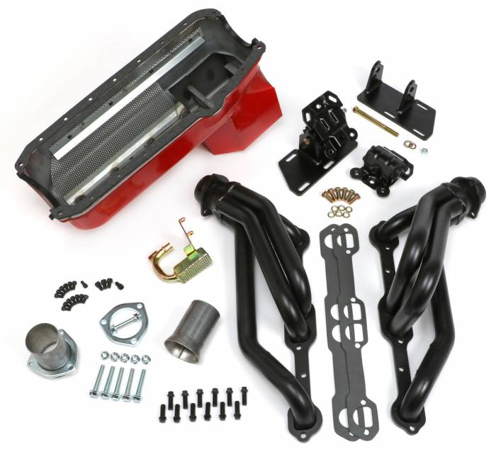 Trans-Dapt Performance Products - Trans-Dapt Performance Products S10/V8 Swap Kit 99063