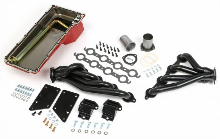 Trans-Dapt Performance Products - Trans-Dapt Performance Products LS Engine Swap Kit 42921