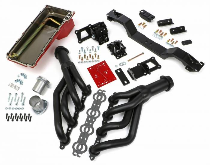 Trans-Dapt Performance Products - Trans-Dapt Performance Products LS Engine Swap Kit 42026