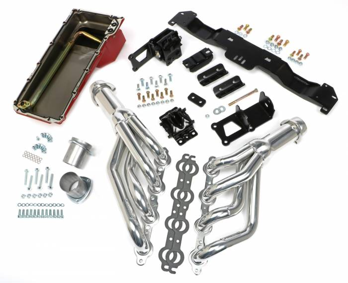 Trans-Dapt Performance Products - Trans-Dapt Performance Products LS Engine Swap Kit 42032