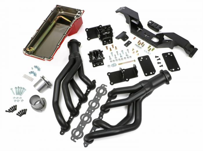 Trans-Dapt Performance Products - Trans-Dapt Performance Products LS Engine Swap Kit 42013