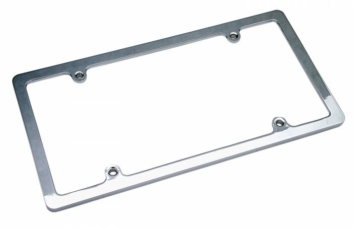 Trans-Dapt Performance Products - Trans-Dapt Performance Products Deluxe License Plate Frame  6966