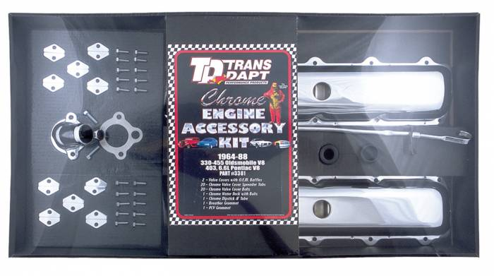 Trans-Dapt Performance Products - Trans-Dapt Performance Products Engine Dress Up Kit 3391