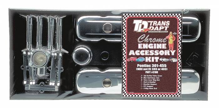 Trans-Dapt Performance Products - Trans-Dapt Performance Products Engine Dress Up Kit 3100