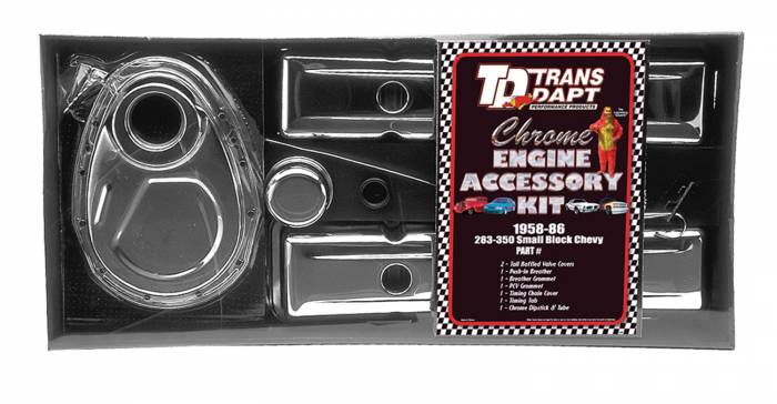 Trans-Dapt Performance Products - Trans-Dapt Performance Products Engine Dress Up Kit 3043