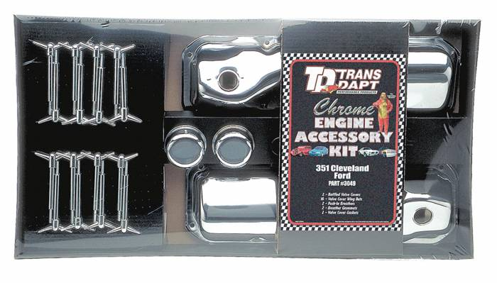 Trans-Dapt Performance Products - Trans-Dapt Performance Products Engine Dress Up Kit 3049