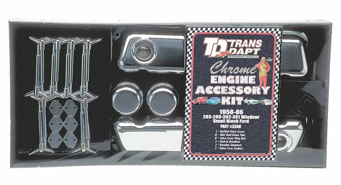 Trans-Dapt Performance Products - Trans-Dapt Performance Products Engine Dress Up Kit 3048