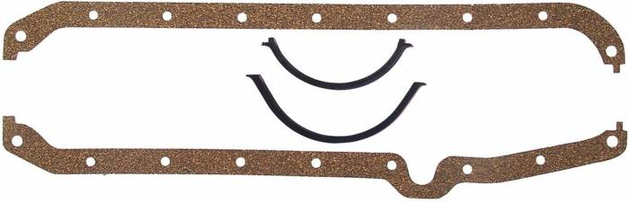 Trans-Dapt Performance Products - Trans-Dapt Performance Products Hamburgers Oil Pan Gasket Set 4340
