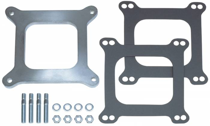 Trans-Dapt Performance Products - Trans-Dapt Performance Products Holley 4 Barrel Carb Spacer 2063