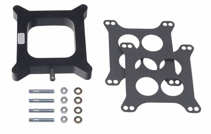 Trans-Dapt Performance Products - Trans-Dapt Performance Products Plastic Phenolic 4 Barrel Carb Spacer 2582