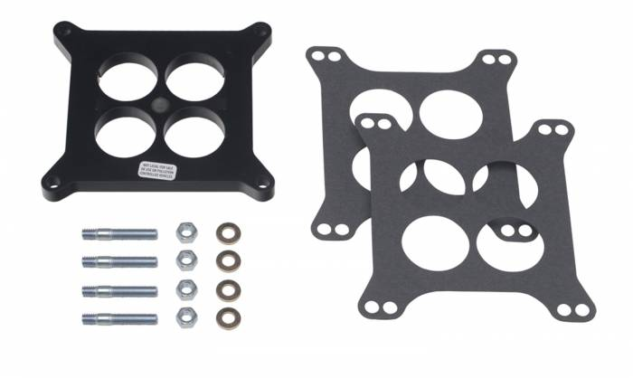 Trans-Dapt Performance Products - Trans-Dapt Performance Products Plastic Phenolic 4 Barrel Carb Spacer 2370