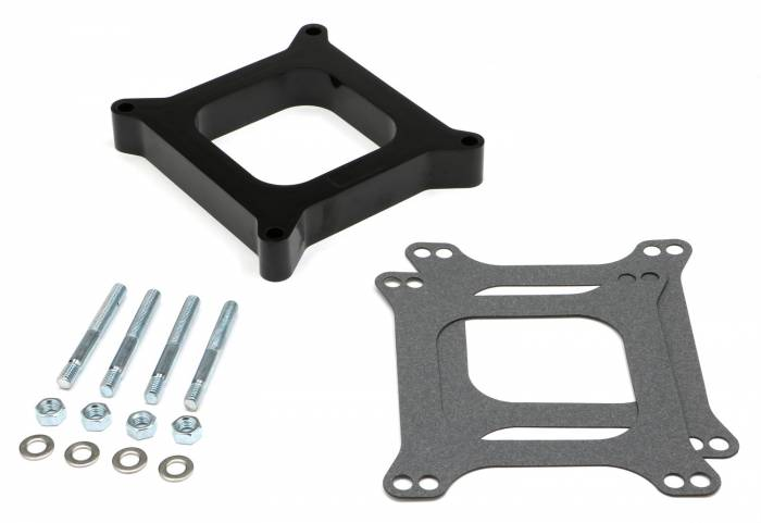 Trans-Dapt Performance Products - Trans-Dapt Performance Products Plastic Phenolic 4 Barrel Carb Spacer 2382