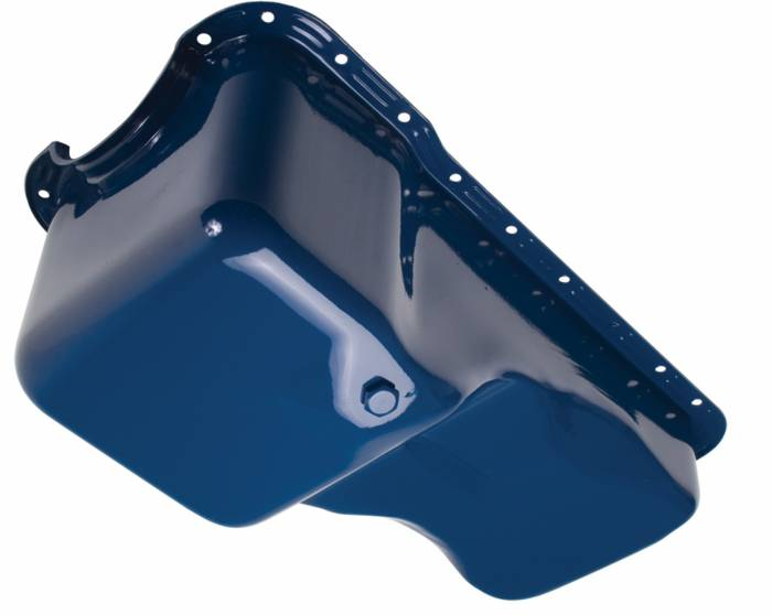 Trans-Dapt Performance Products - Trans-Dapt Performance Products Powder Coated Oil Pan 8350