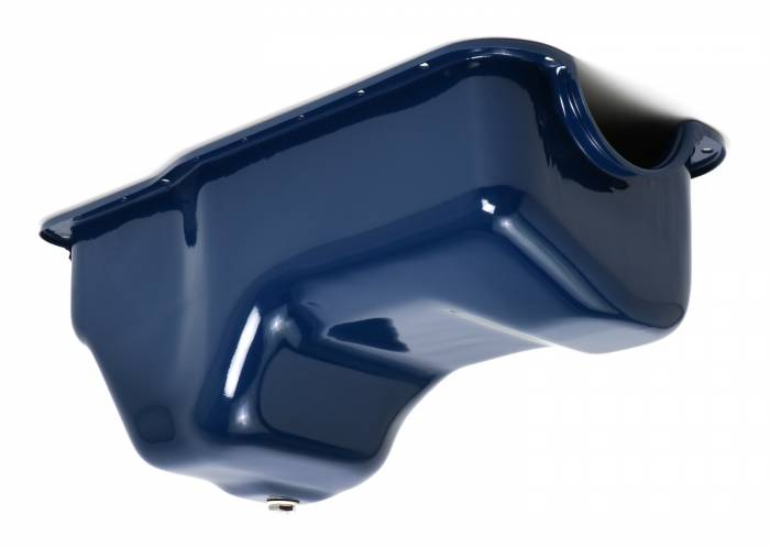 Trans-Dapt Performance Products - Trans-Dapt Performance Products Powder Coated Oil Pan 8353
