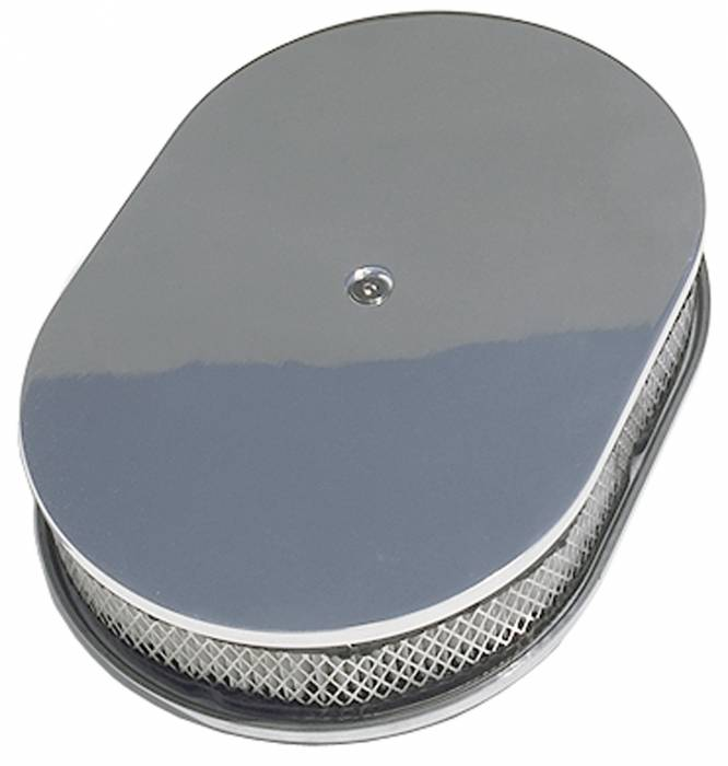 Trans-Dapt Performance Products - Trans-Dapt Performance Products Aluminum Air Cleaner Oval 6023