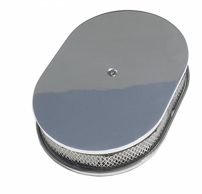 Trans-Dapt Performance Products - Trans-Dapt Performance Products Aluminum Air Cleaner Oval 6022