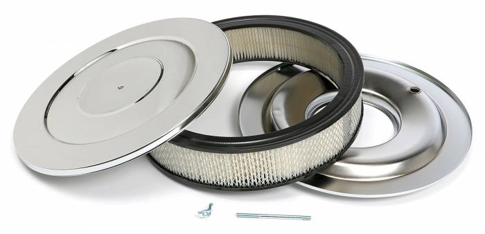 Trans-Dapt Performance Products - Trans-Dapt Performance Products Chrome Air Cleaner Performance Style 2146