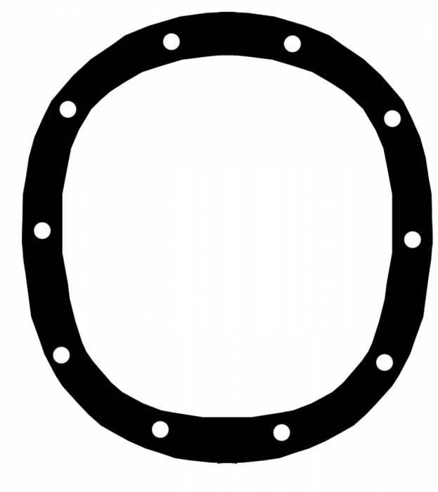Trans-Dapt Performance Products - Trans-Dapt Performance Products Differential Cover Gasket 9059