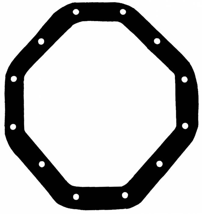 Trans-Dapt Performance Products - Trans-Dapt Performance Products Differential Cover Gasket 9051