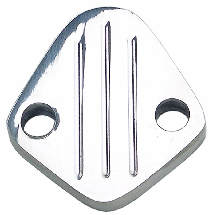 Trans-Dapt Performance Products - Trans-Dapt Performance Products Fuel Pump Block-Off Plate 6065