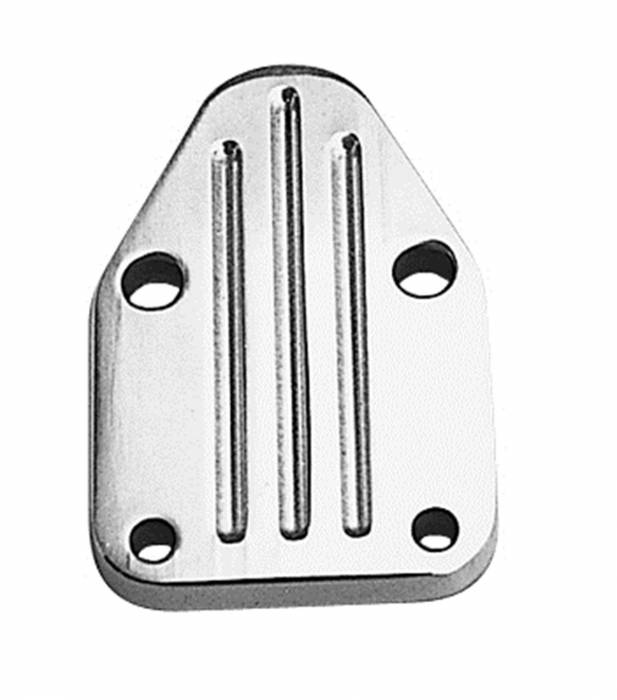 Trans-Dapt Performance Products - Trans-Dapt Performance Products Fuel Pump Block-Off Plate 6064