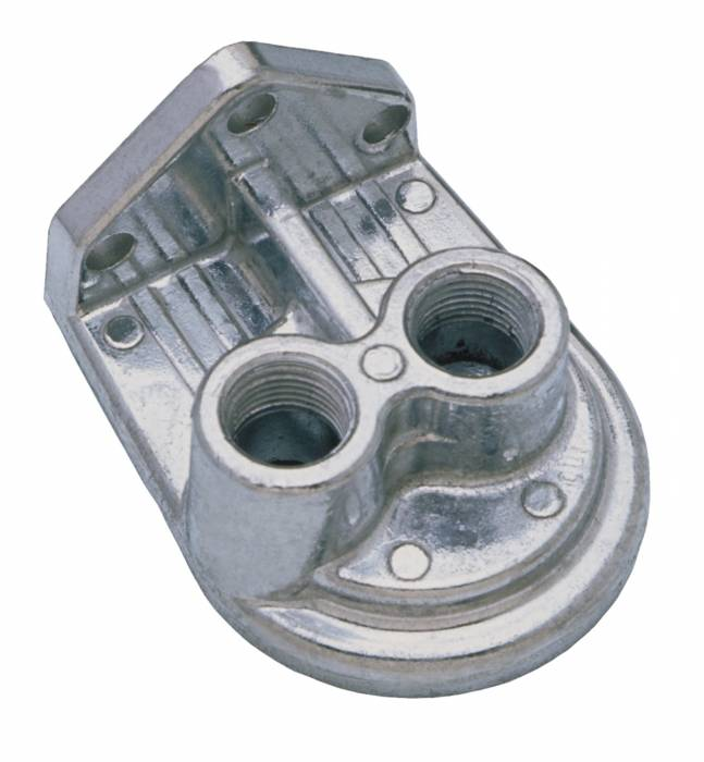 Trans-Dapt Performance Products - Trans-Dapt Performance Products Remote Oil Filter Bracket 1075