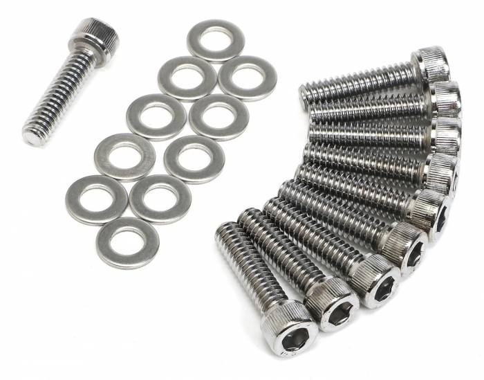 Trans-Dapt Performance Products - Trans-Dapt Performance Products Timing Chain Cover Bolts 9284