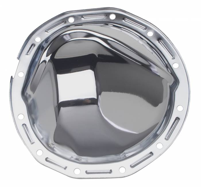 Trans-Dapt Performance Products - Trans-Dapt Performance Products Chrome Complete Differential Cover Kit 8781