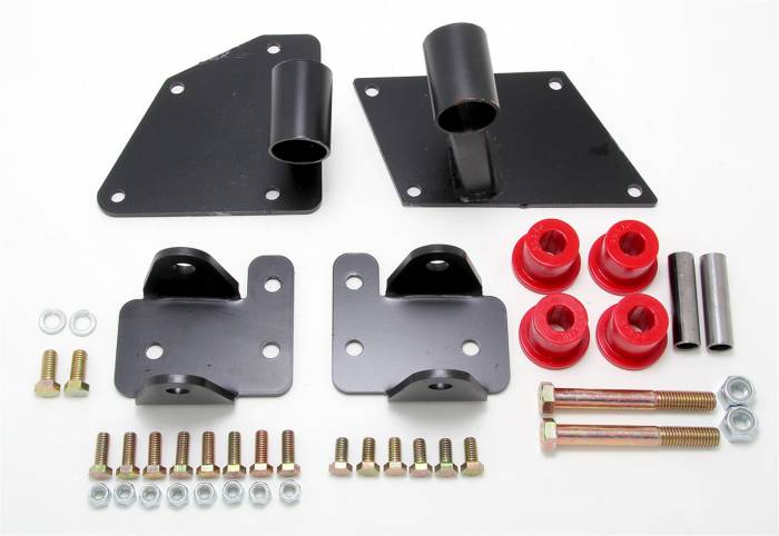 Trans-Dapt Performance Products - Trans-Dapt Performance Products Swap Motor Mount 9720