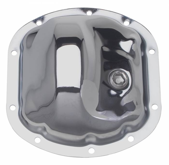 Trans-Dapt Performance Products - Trans-Dapt Performance Products Chrome Complete Differential Cover Kit 9036