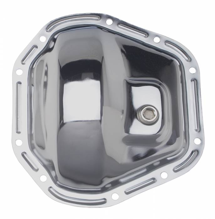 Trans-Dapt Performance Products - Trans-Dapt Performance Products Chrome Complete Differential Cover Kit 8783