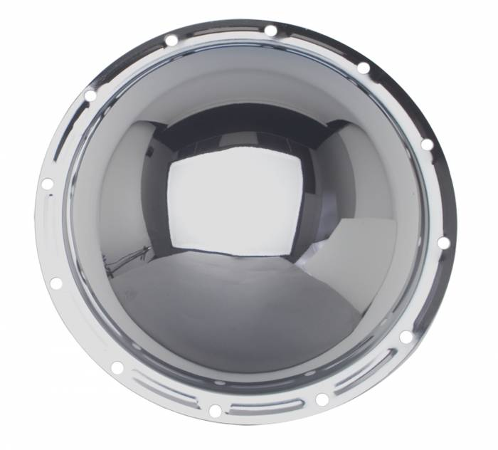 Trans-Dapt Performance Products - Trans-Dapt Performance Products Chrome Complete Differential Cover Kit 9034