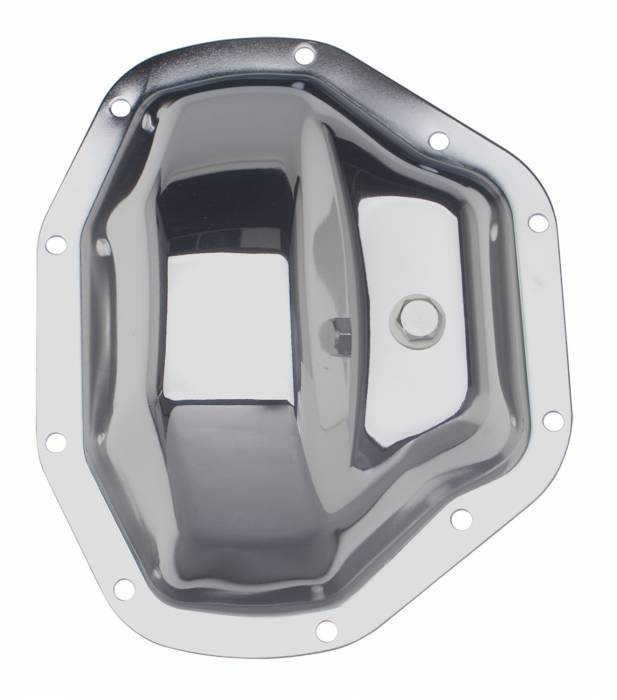 Trans-Dapt Performance Products - Trans-Dapt Performance Products Chrome Complete Differential Cover Kit 9040