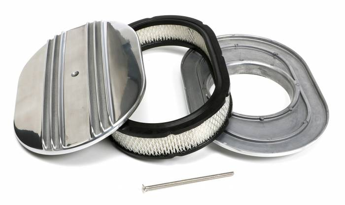 Trans-Dapt Performance Products - Trans-Dapt Performance Products Aluminum Air Cleaner Finned 6026