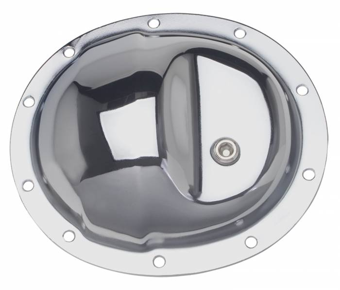 Trans-Dapt Performance Products - Trans-Dapt Performance Products Chrome Complete Differential Cover Kit 9033