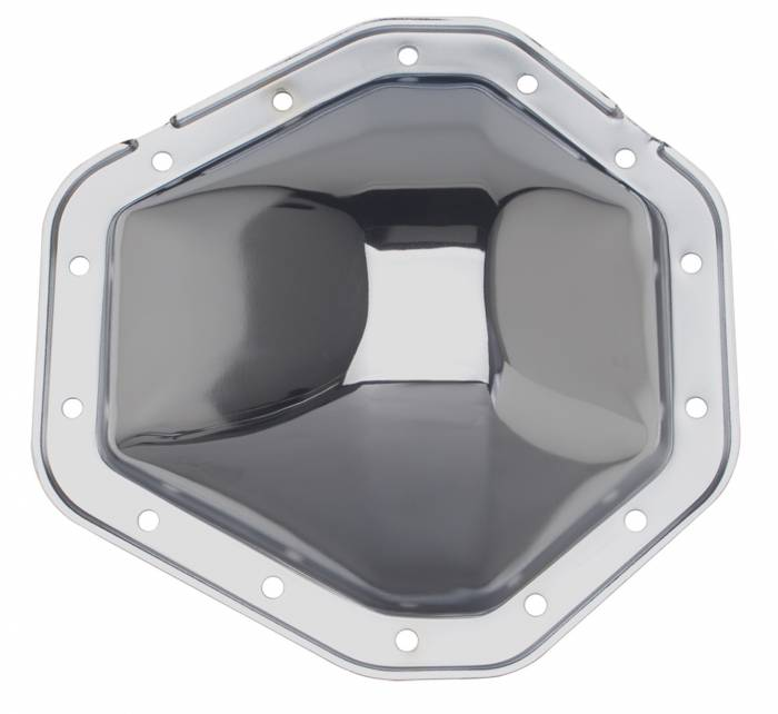 Trans-Dapt Performance Products - Trans-Dapt Performance Products Chrome Complete Differential Cover Kit 9047