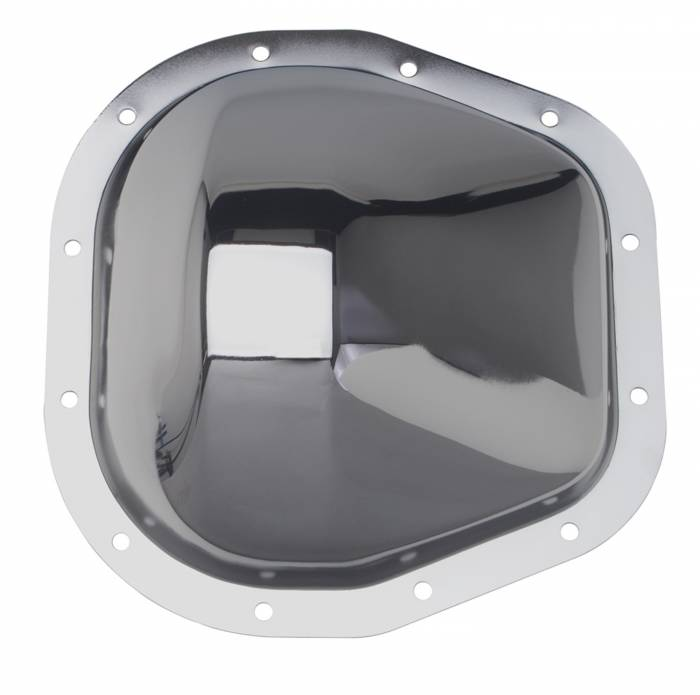 Trans-Dapt Performance Products - Trans-Dapt Performance Products Chrome Complete Differential Cover Kit 9046