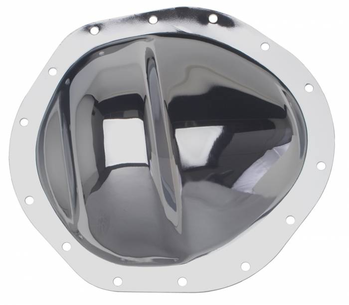 Trans-Dapt Performance Products - Trans-Dapt Performance Products Chrome Complete Differential Cover Kit 9043