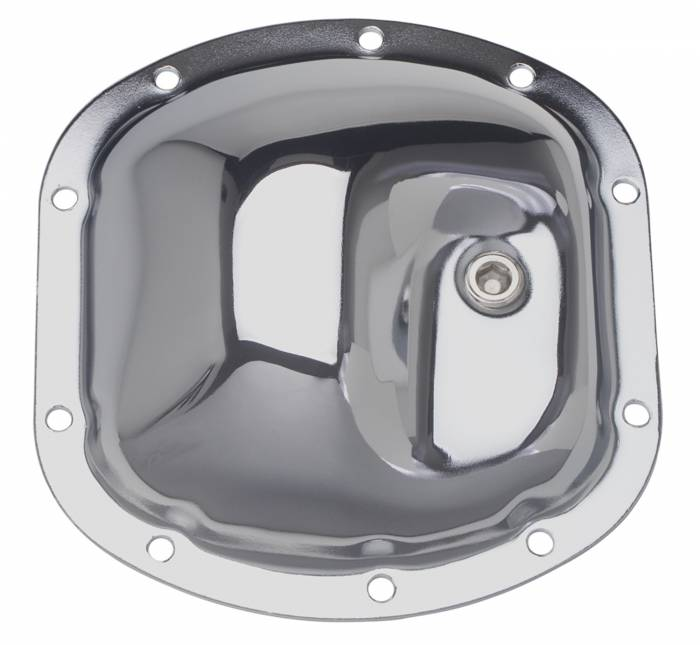 Trans-Dapt Performance Products - Trans-Dapt Performance Products Chrome Complete Differential Cover Kit 9035