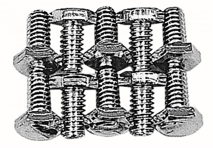 Trans-Dapt Performance Products - Trans-Dapt Performance Products Timing Chain Cover Bolts 9273