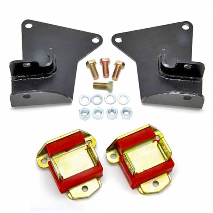 Trans-Dapt Performance Products - Trans-Dapt Performance Products Swap Motor Mount Kit 9566
