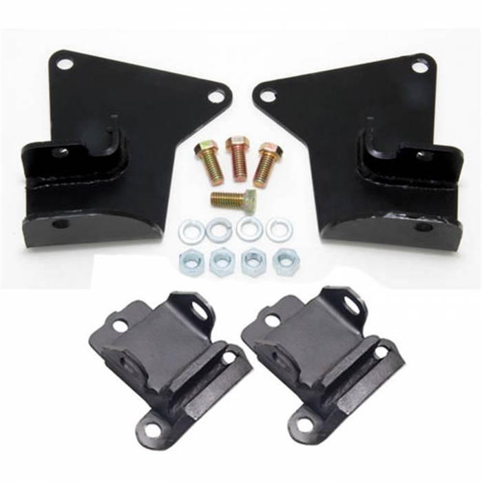 Trans-Dapt Performance Products - Trans-Dapt Performance Products Swap Motor Mount Kit 9556
