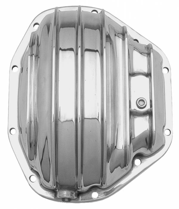 Trans-Dapt Performance Products - Trans-Dapt Performance Products Polished Aluminum Differential Cover Kit 4831