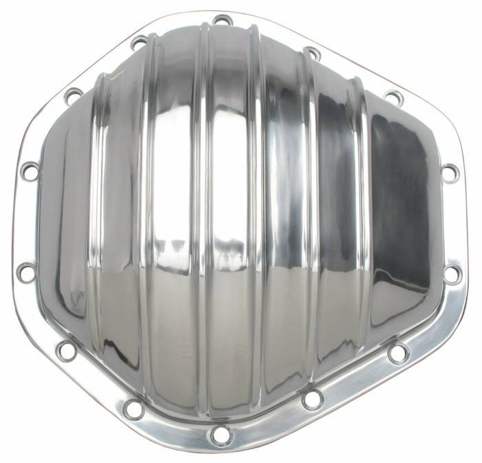Trans-Dapt Performance Products - Trans-Dapt Performance Products Polished Aluminum Differential Cover Kit 4829